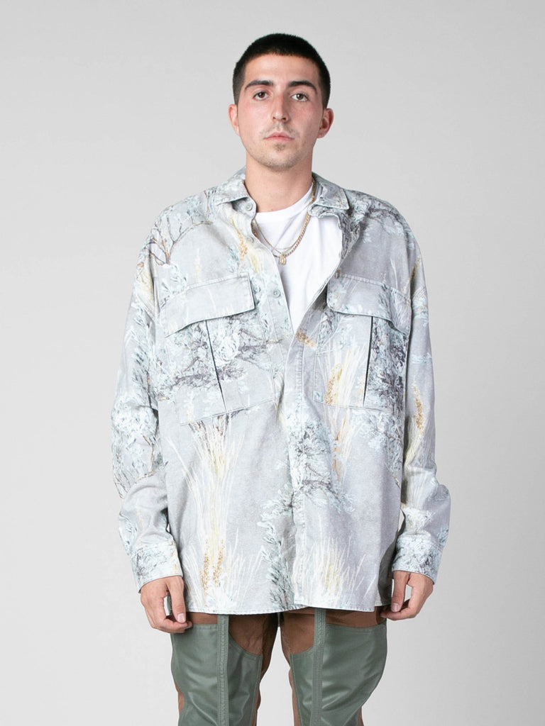 Prairie Ghost Camo Prairie Ghost Camo L/S Button Up 213570376597581