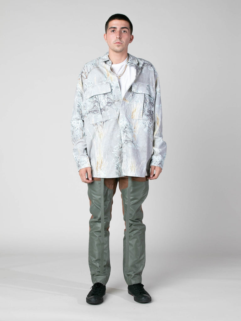 Prairie Ghost Camo Prairie Ghost Camo L/S Button Up 313570376630349