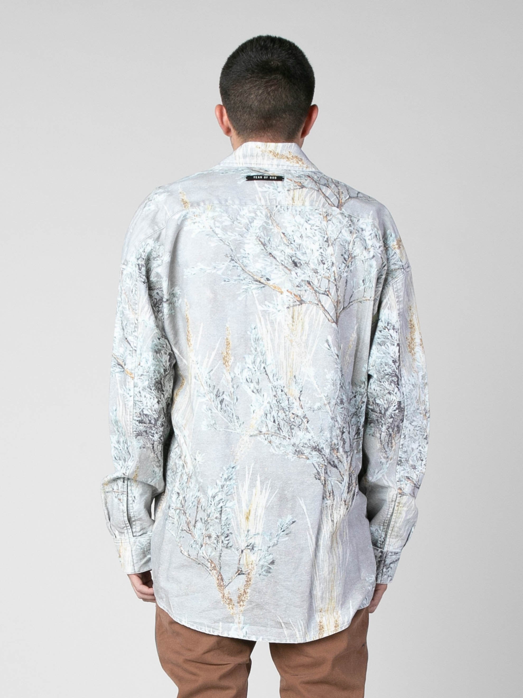 Prairie Ghost Camo Prairie Ghost Camo L/S Button Up 5