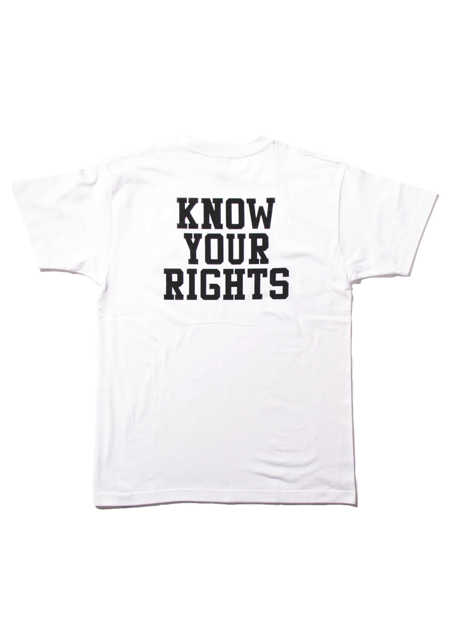 White Rights T-Shirt 5