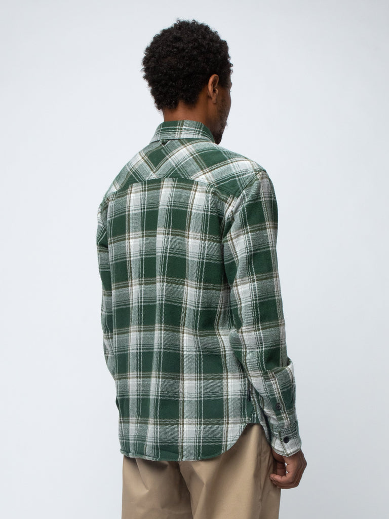 Green CABELLA / C-SHIRT . LS 515791433220173