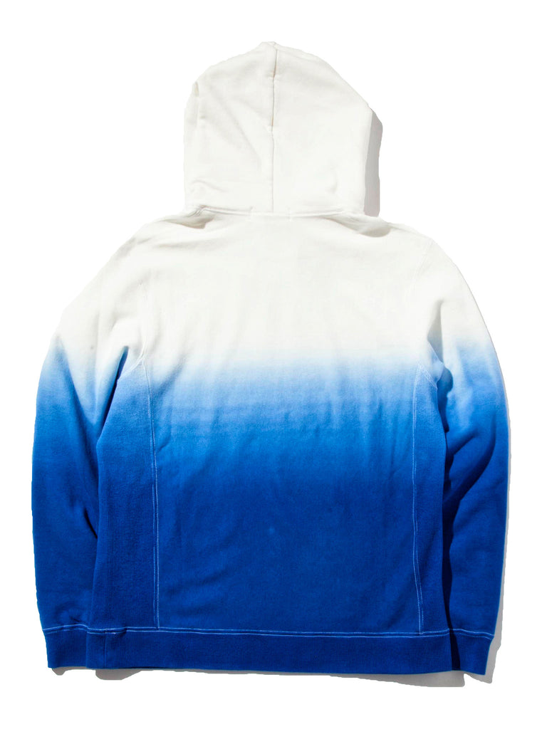 Gradient Dyed Hooded Sweatshirt