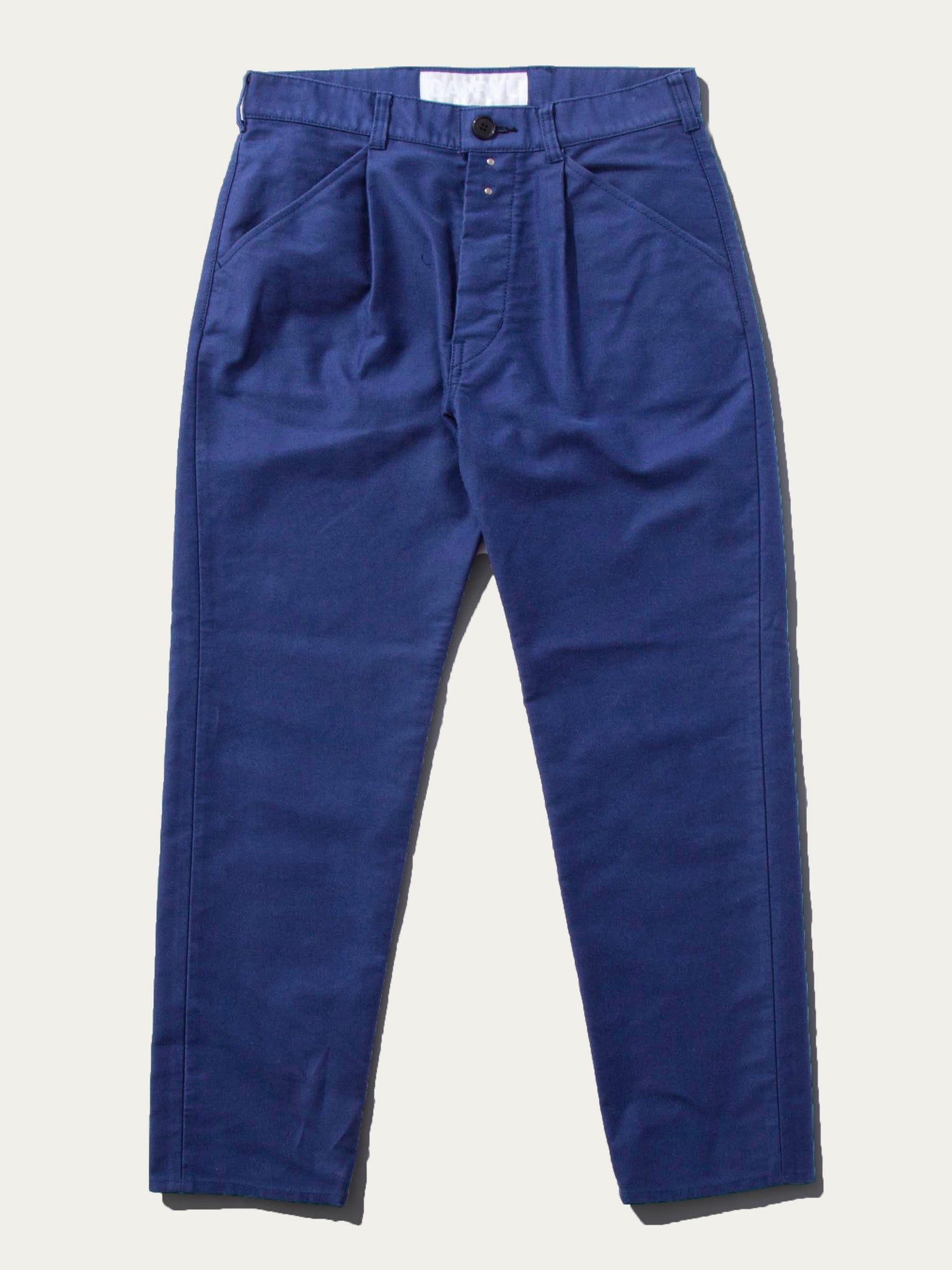 Navy Work Trousers 1
