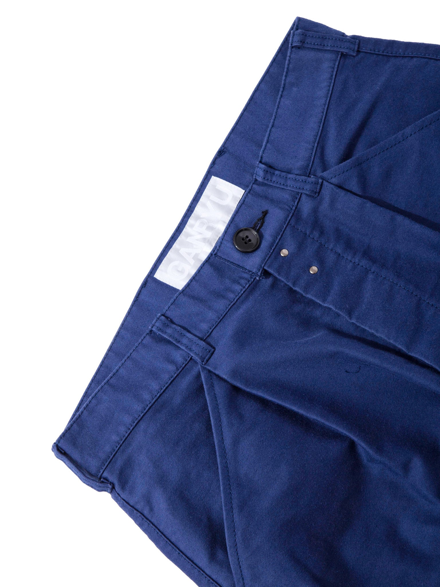 Navy Work Trousers 6