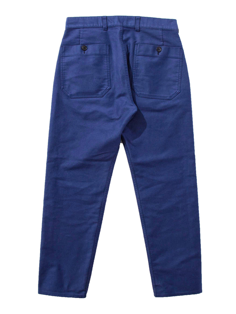 Navy Work Trousers 518408250697