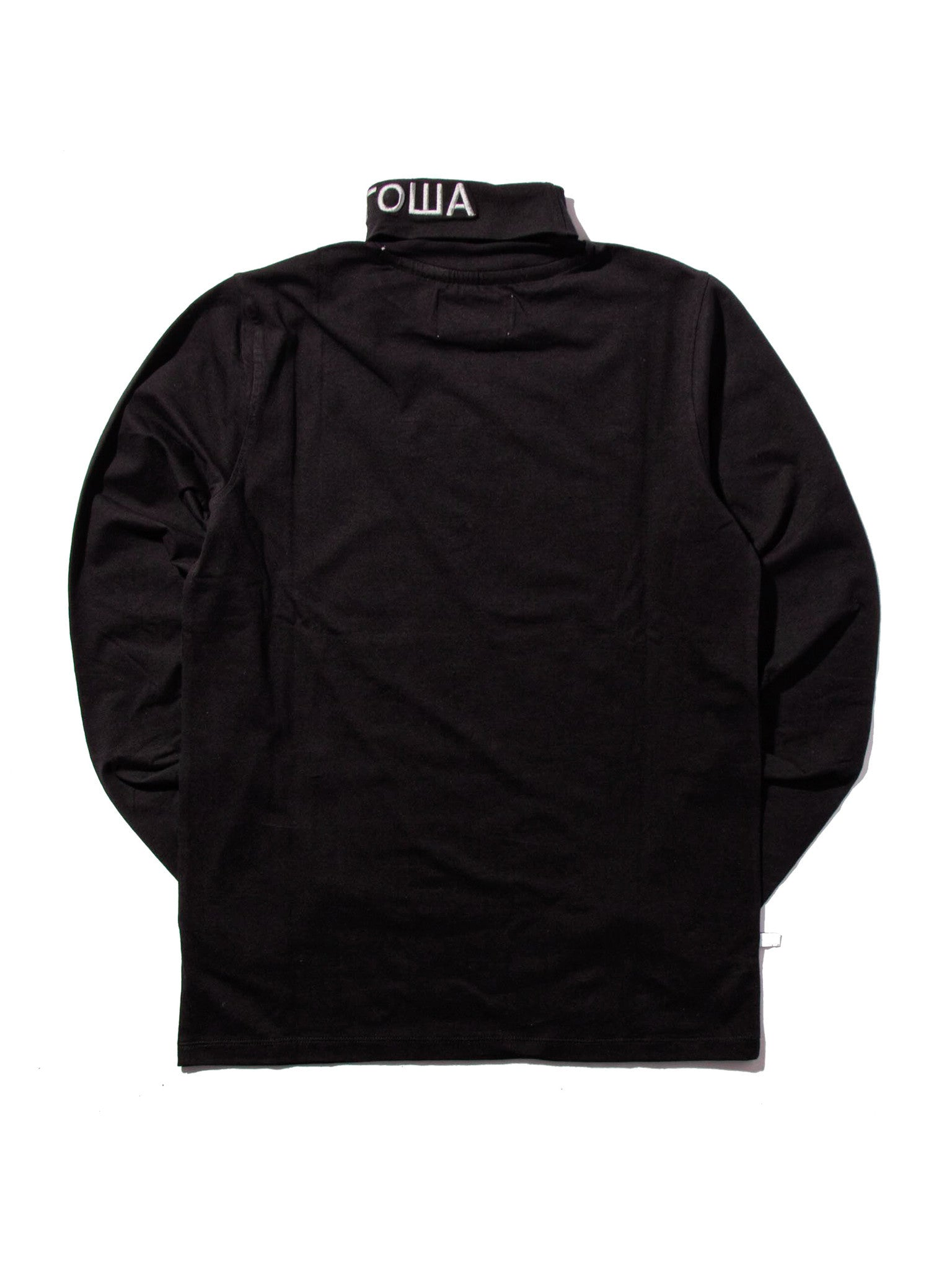 Red FIla Roll Neck T-Shirt 11