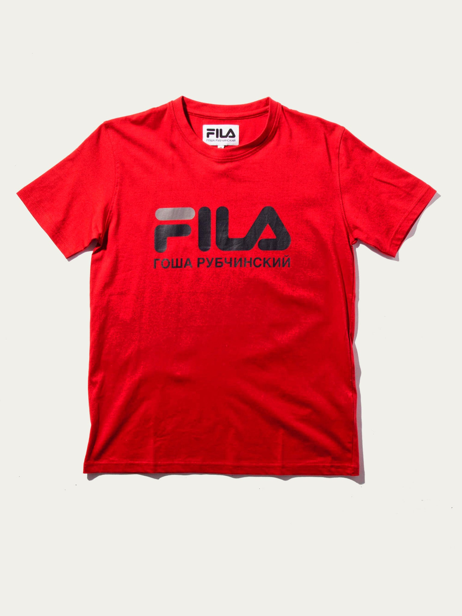 Red Fila T-Shirt 1