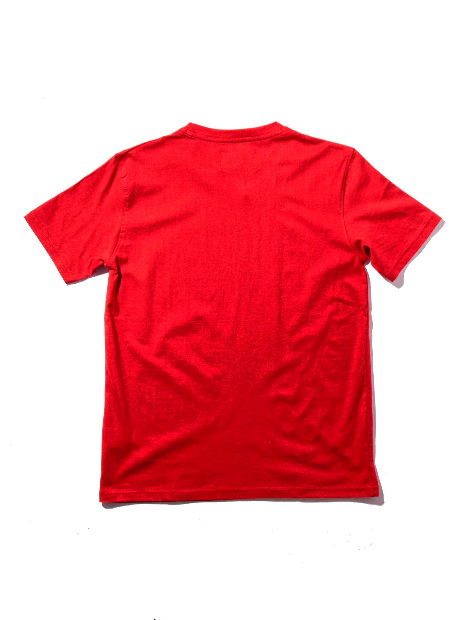 Red Fila T-Shirt 3