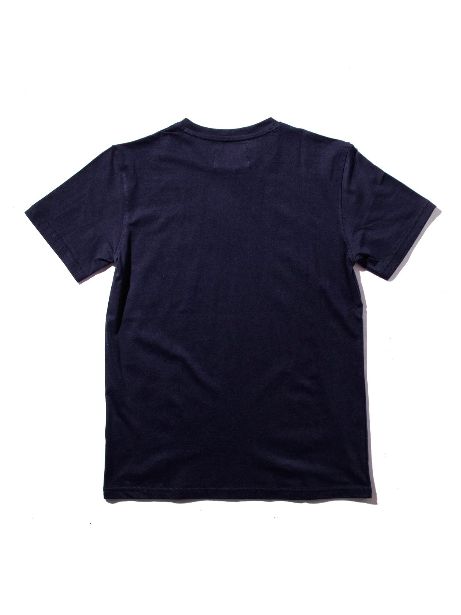 Navy Fila T-Shirt 7