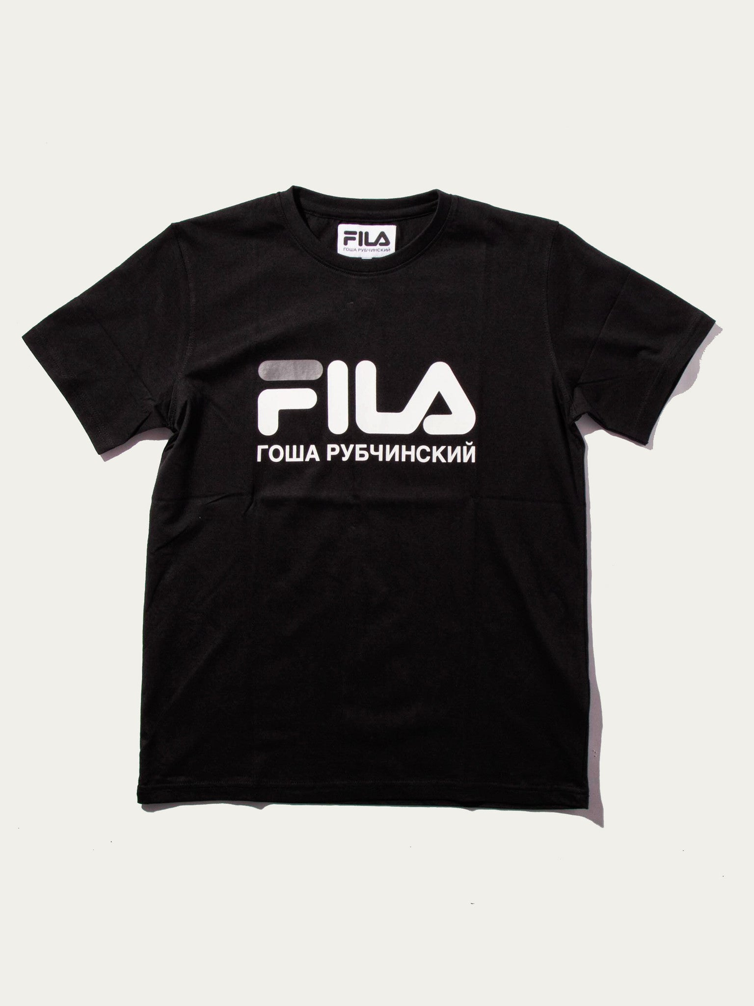 Navy Fila T-Shirt 6