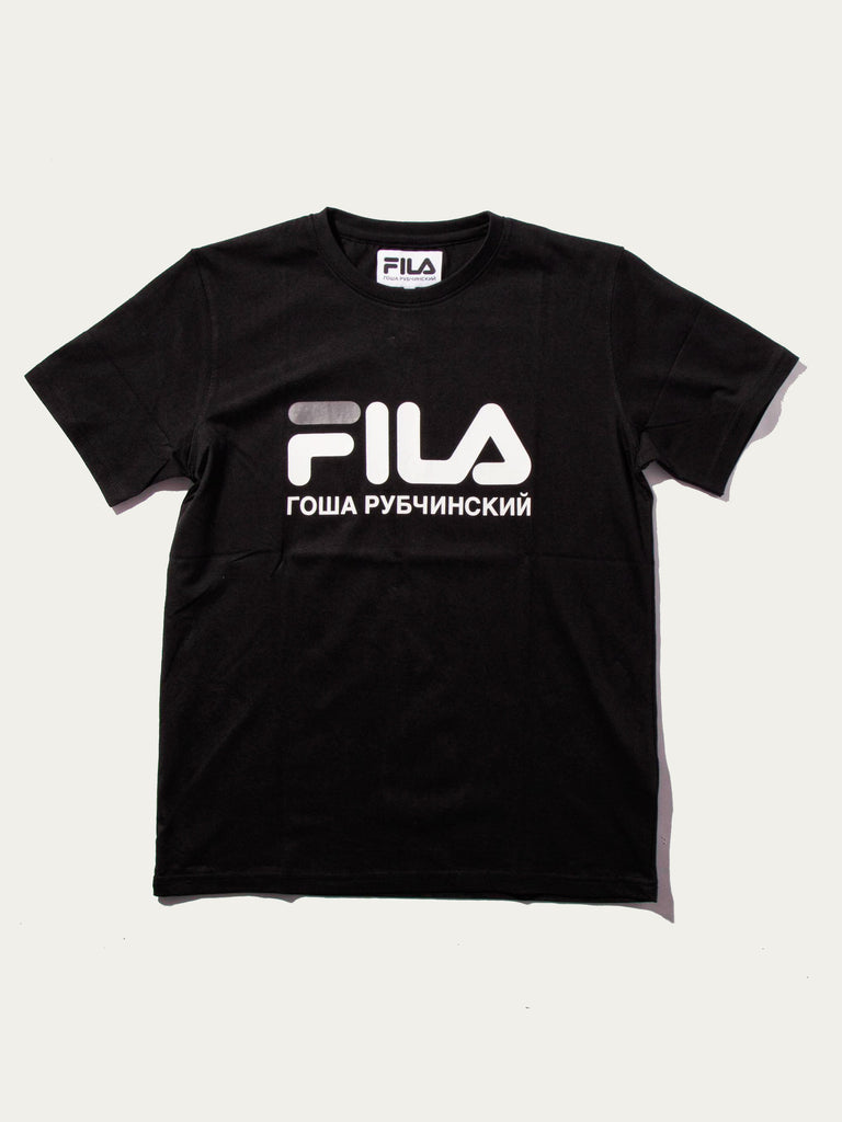 Navy Fila T-Shirt 618263794953