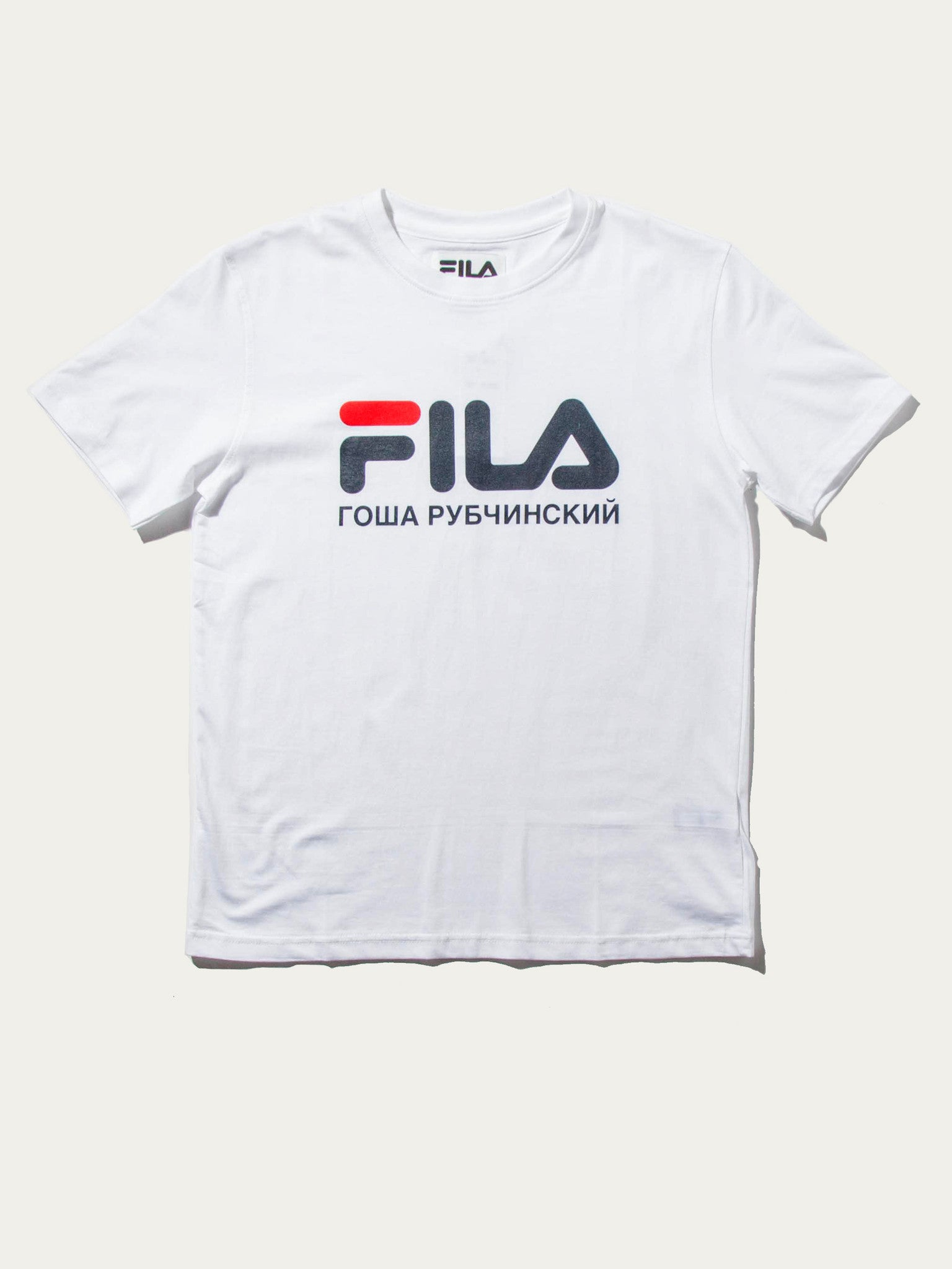 Navy Fila T-Shirt 5