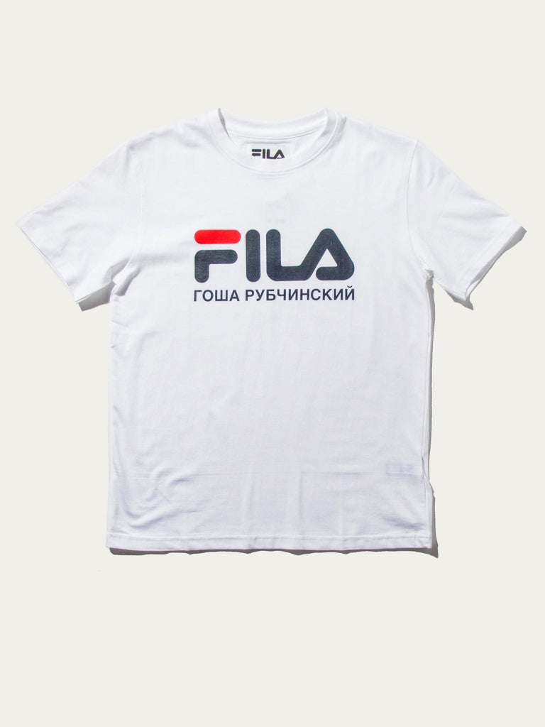 Navy Fila T-Shirt 518263797705