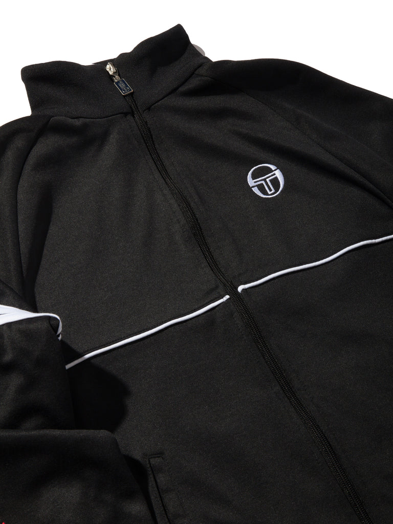 Black Sergio Tacchini Orion Jacket 6