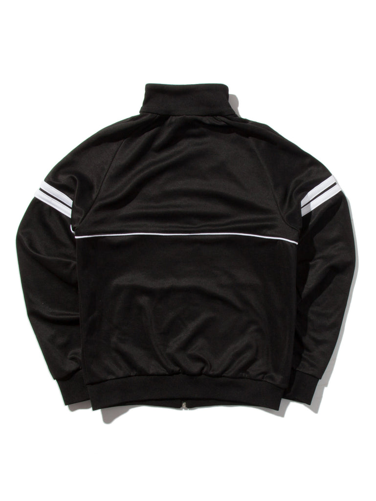 Black Sergio Tacchini Orion Jacket 5