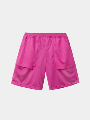 Pink Grocery Shorts