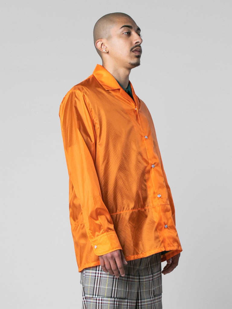 Orange Please Relax Shirt 414016374440013