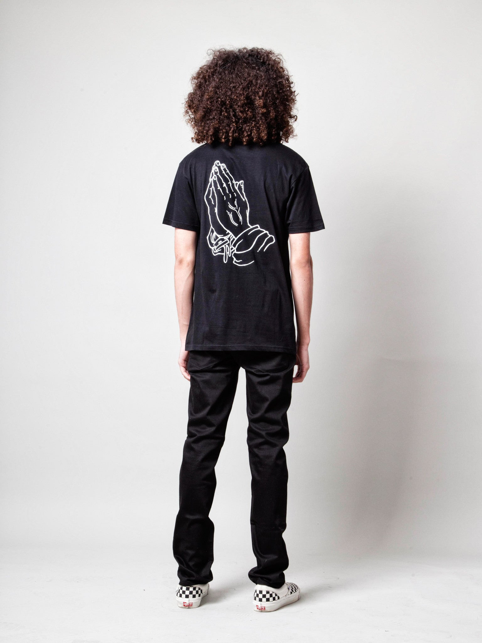 Black OG Hands T-Shirt 3
