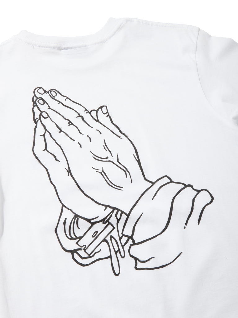 White OG Hands T-Shirt 719224555529