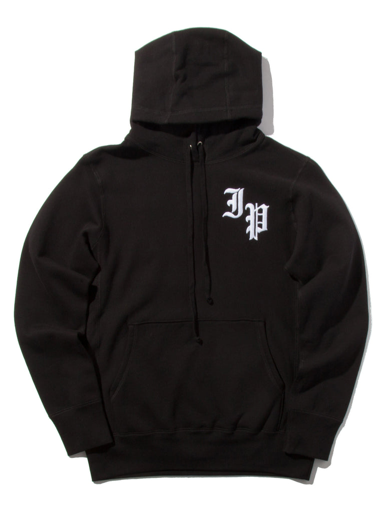 Black Slauson Pullover Hooded Sweatshirt 519224562057