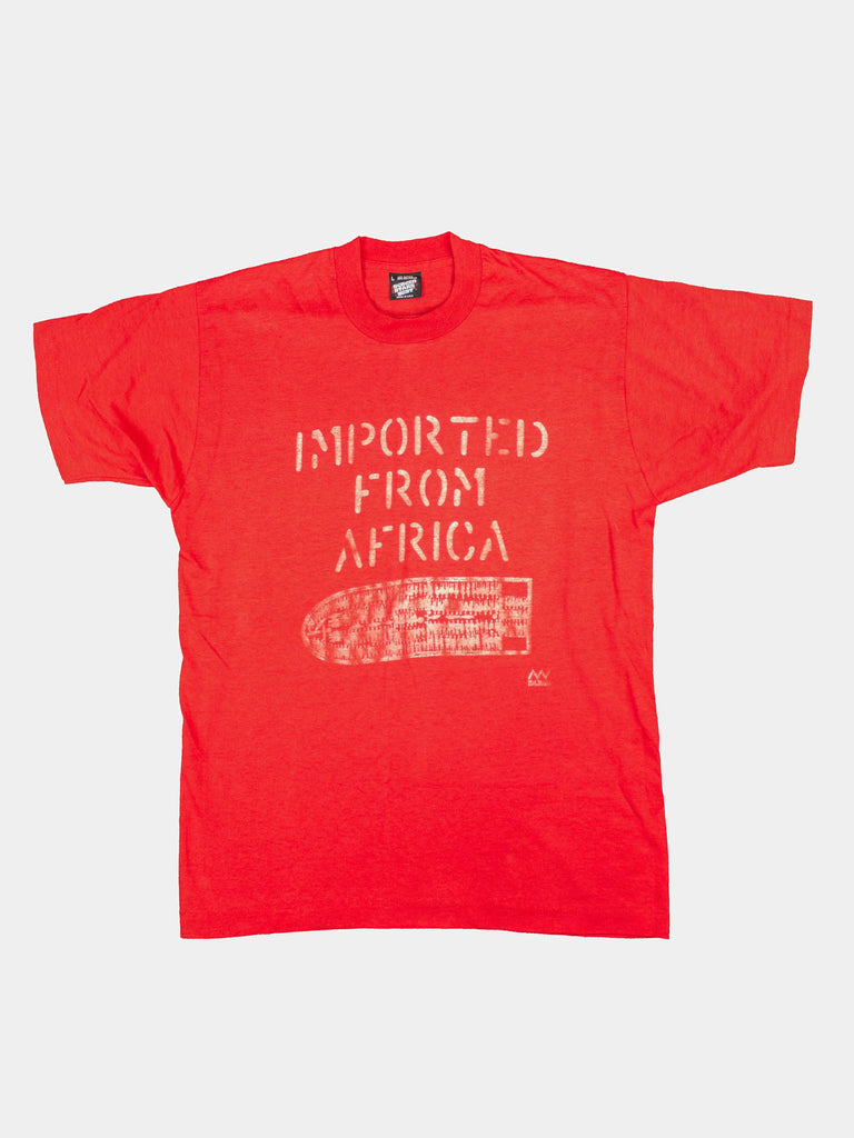1990's Imported From Africa T-Shirt
