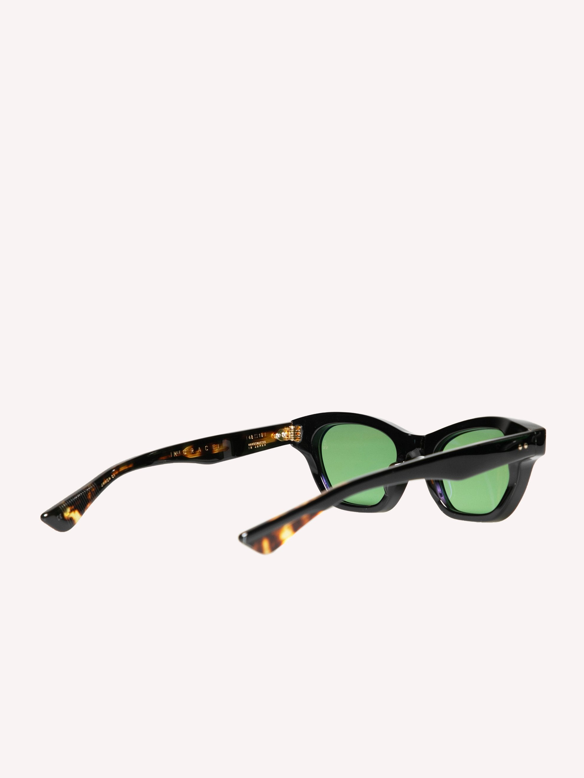 Vintage Green / Gold Grace Noir 3