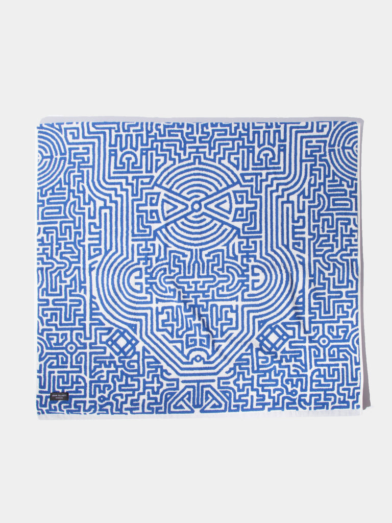 Green Moroccan Beach Towel 419674709321