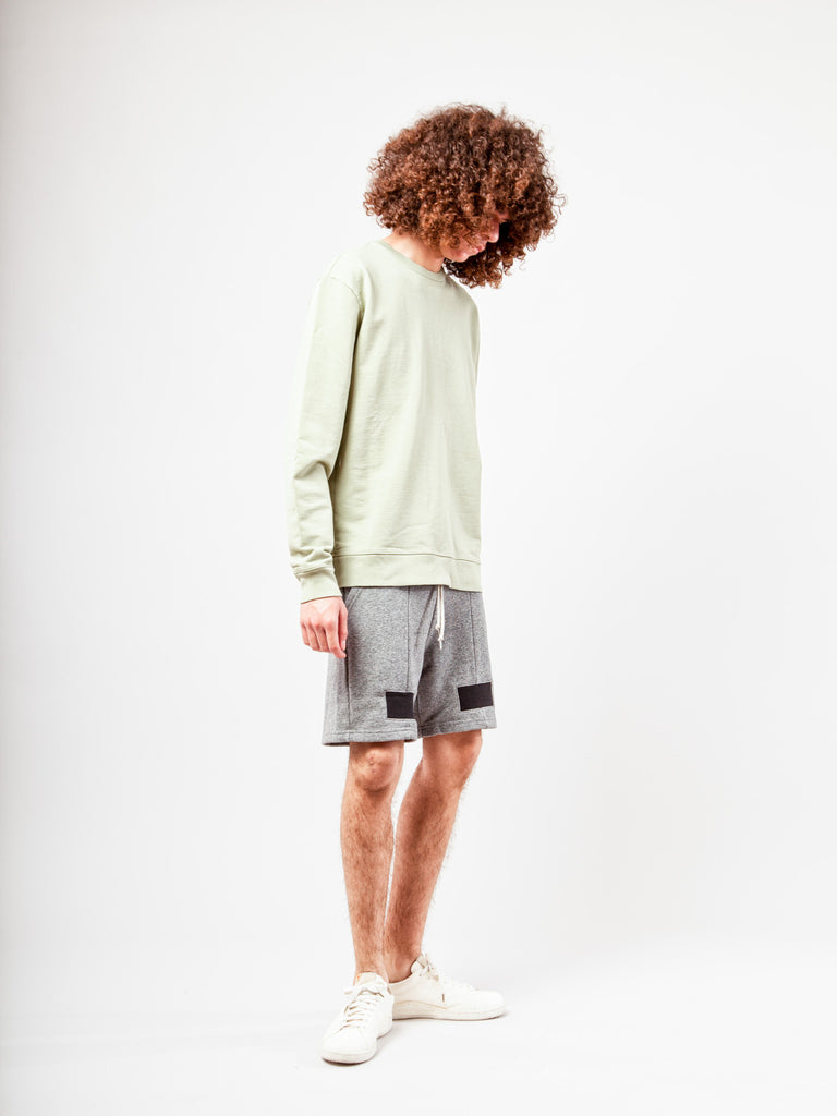 Oversized Pullover Crewnck