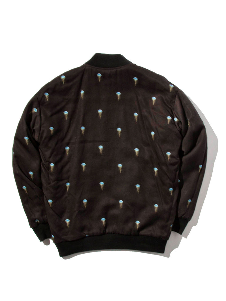 Jellyfish/Black Pisces Reversible Jacket (Jellyfish) 619674027849