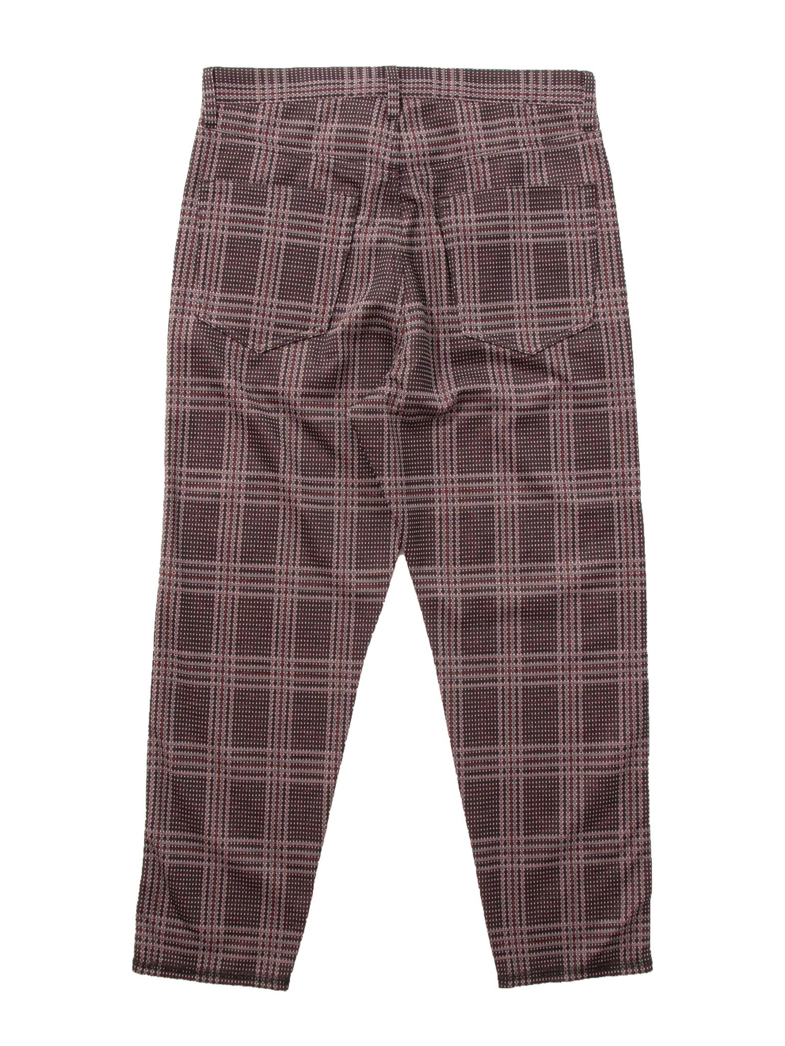 M 5 Pkt Patterned Trouser 5