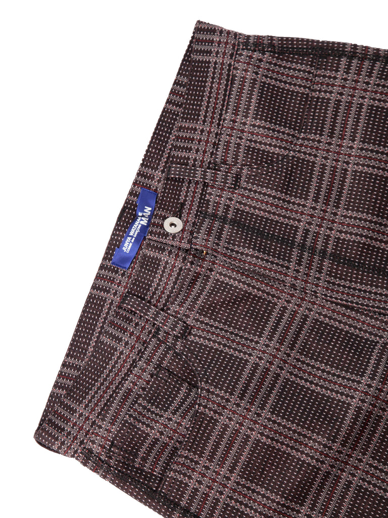 L 5 Pkt Patterned Trouser 618408431305
