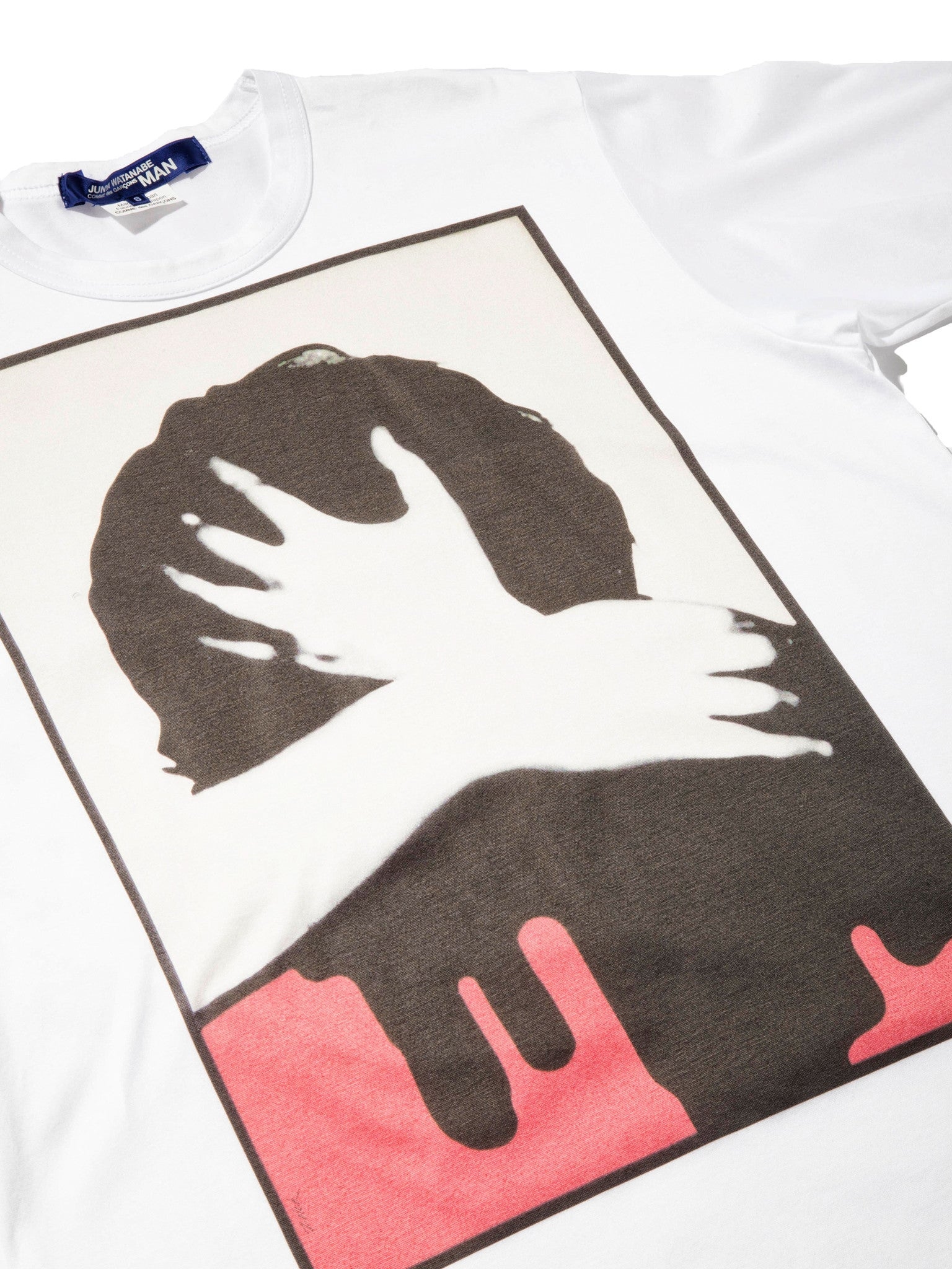 White Make Out T-Shirt 6
