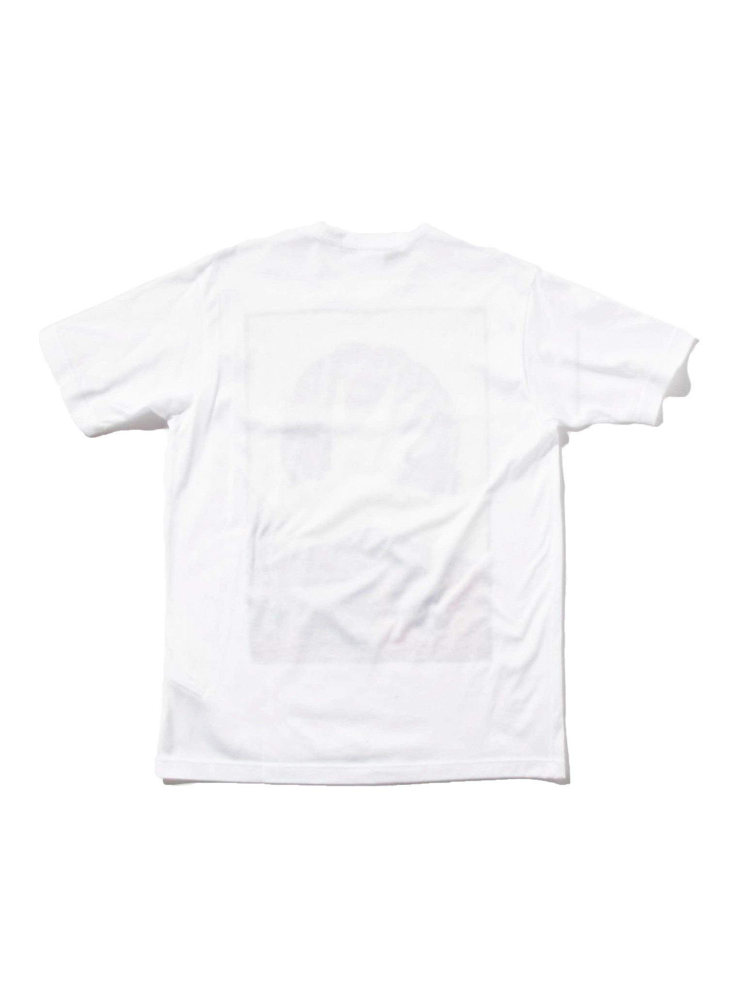 White Make Out T-Shirt 5