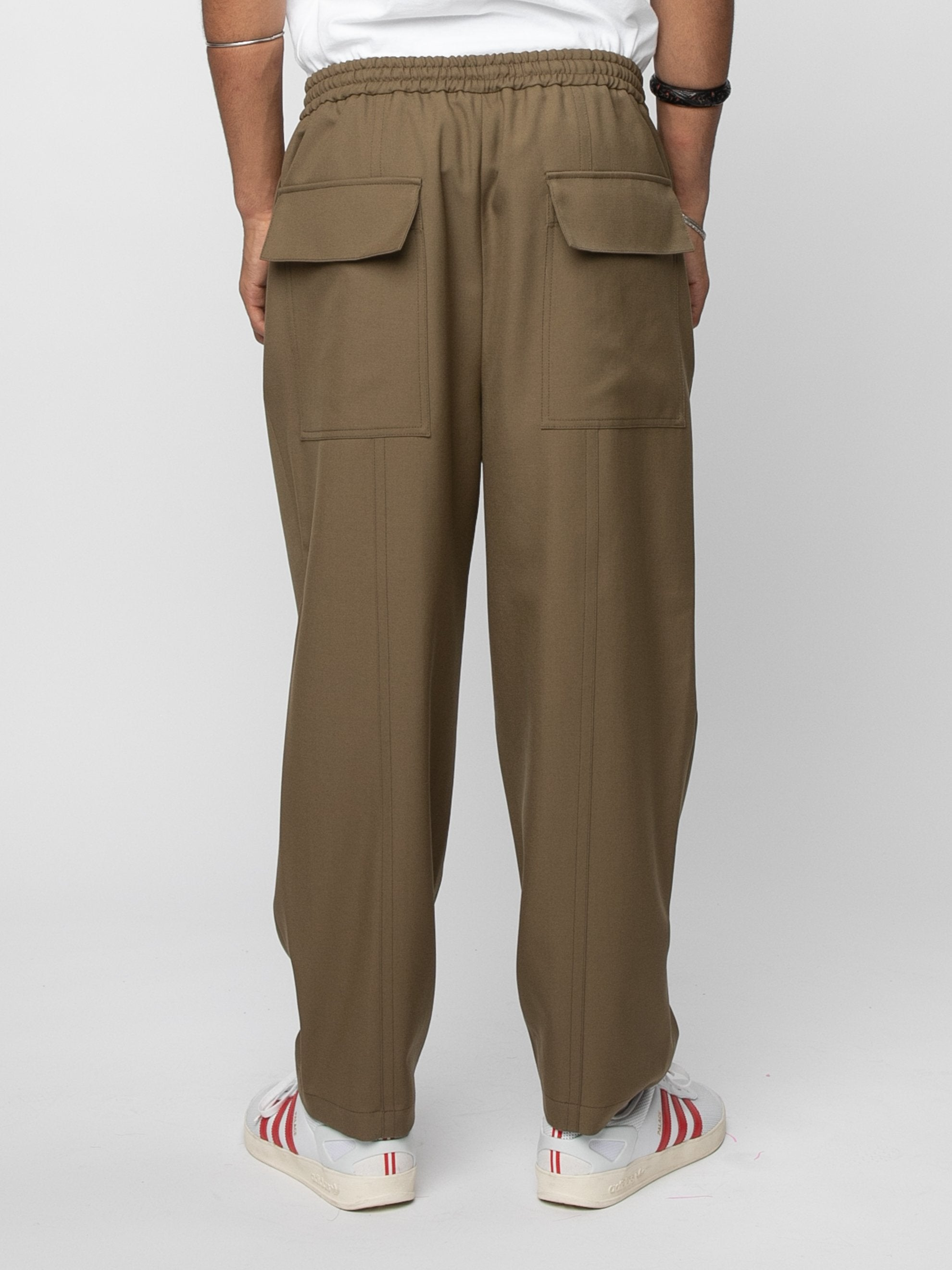 Brown Alem S.20 Pant 5