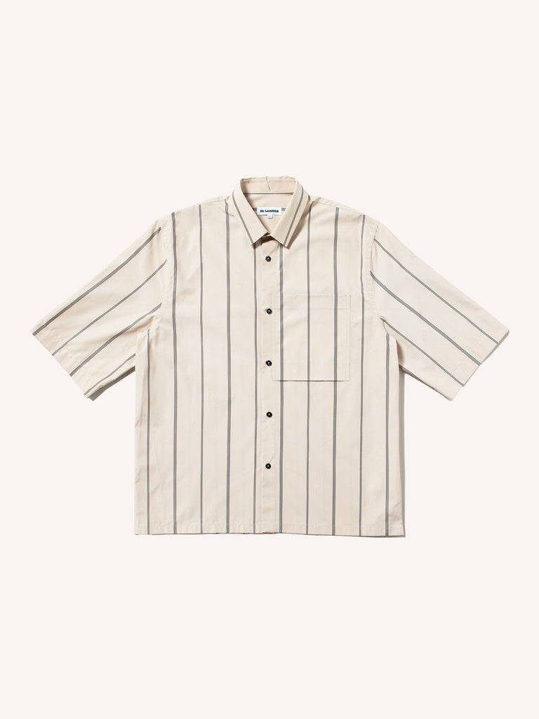 Silence Striped Shirt