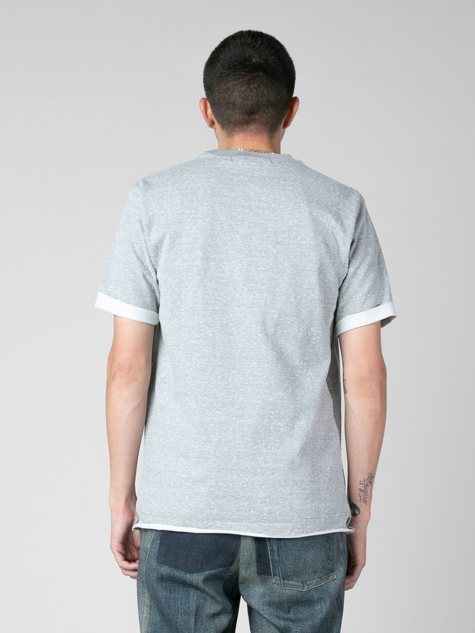 Heather Grey UCLA Short Sleeve Crewneck 6