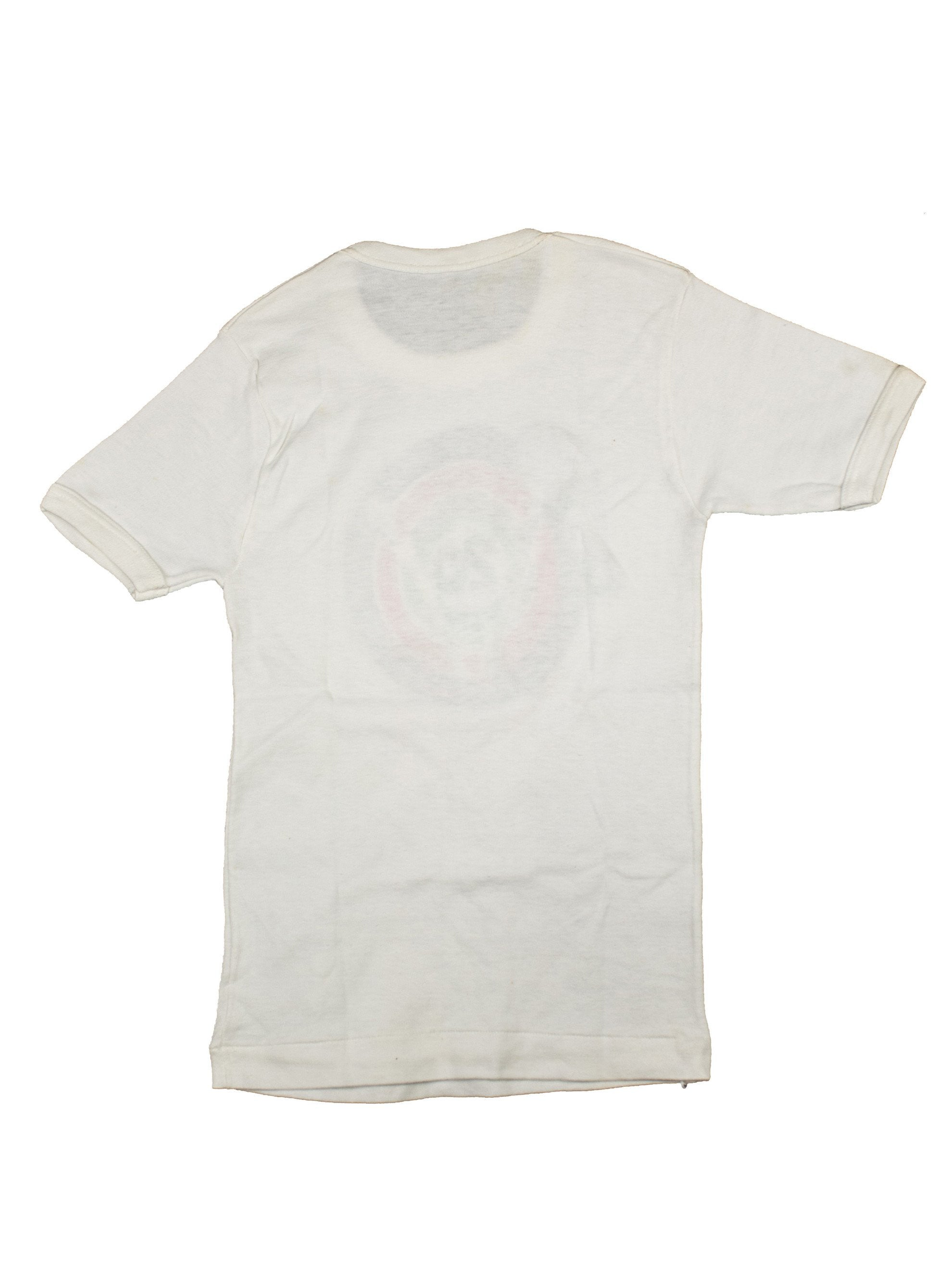 White 1983 Toddler's Kenyan Independence Commemorative T-Shirt 2