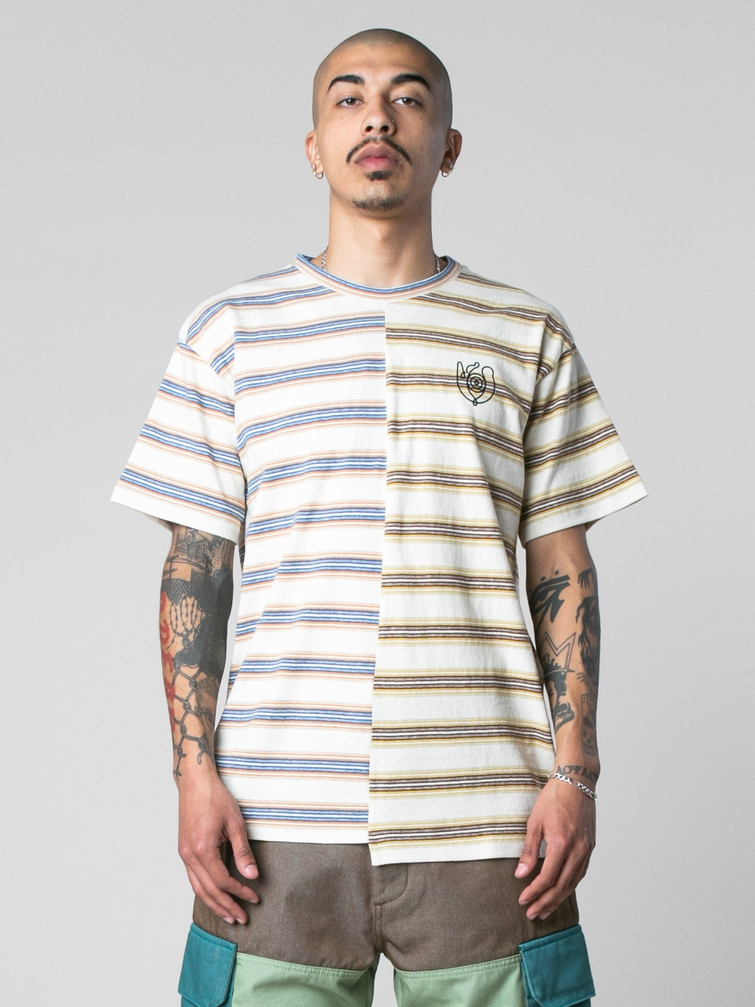 eln-stripe-asymmetric-t-shirt