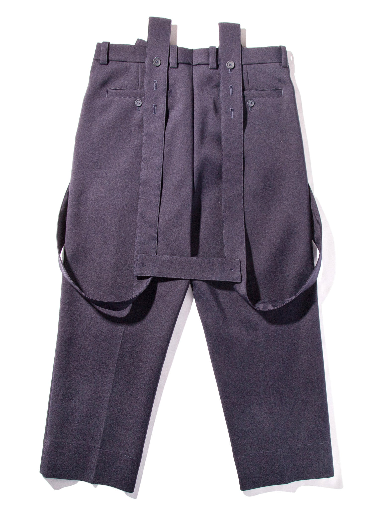 50 Technical Double Twill Trouser 7