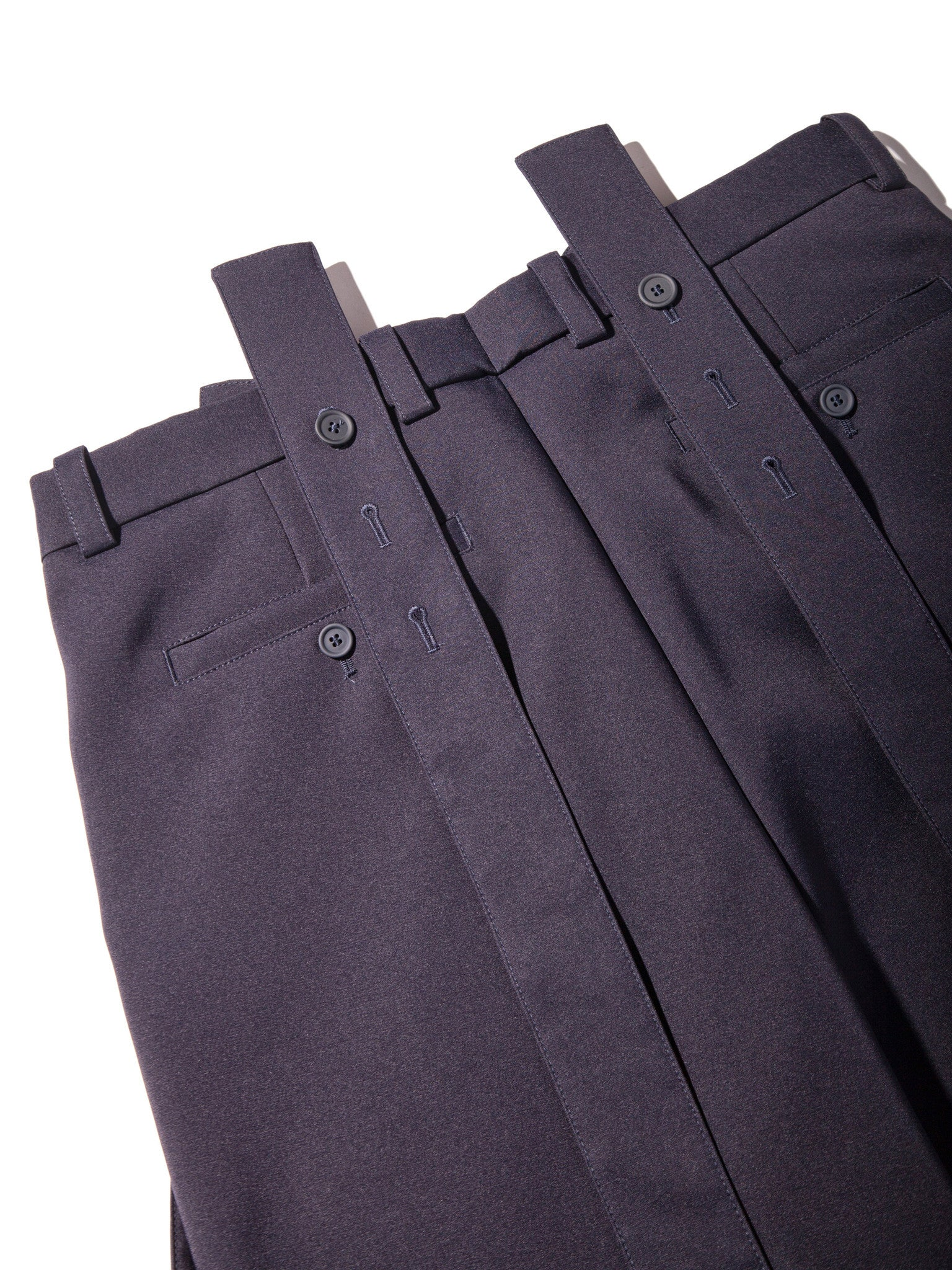 Technical Double Twill Trouser
