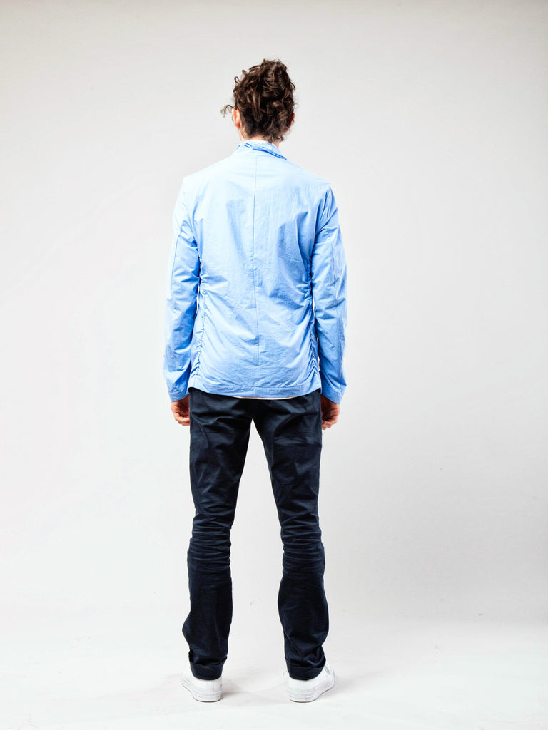Washed Tech Poplin Jacket