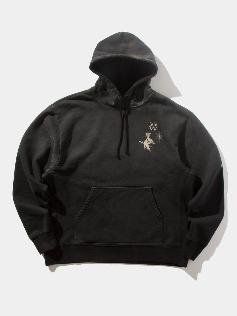 Washed Hooded Sweatshirt (John Elliott x Dr. Woo UNION Capsule)