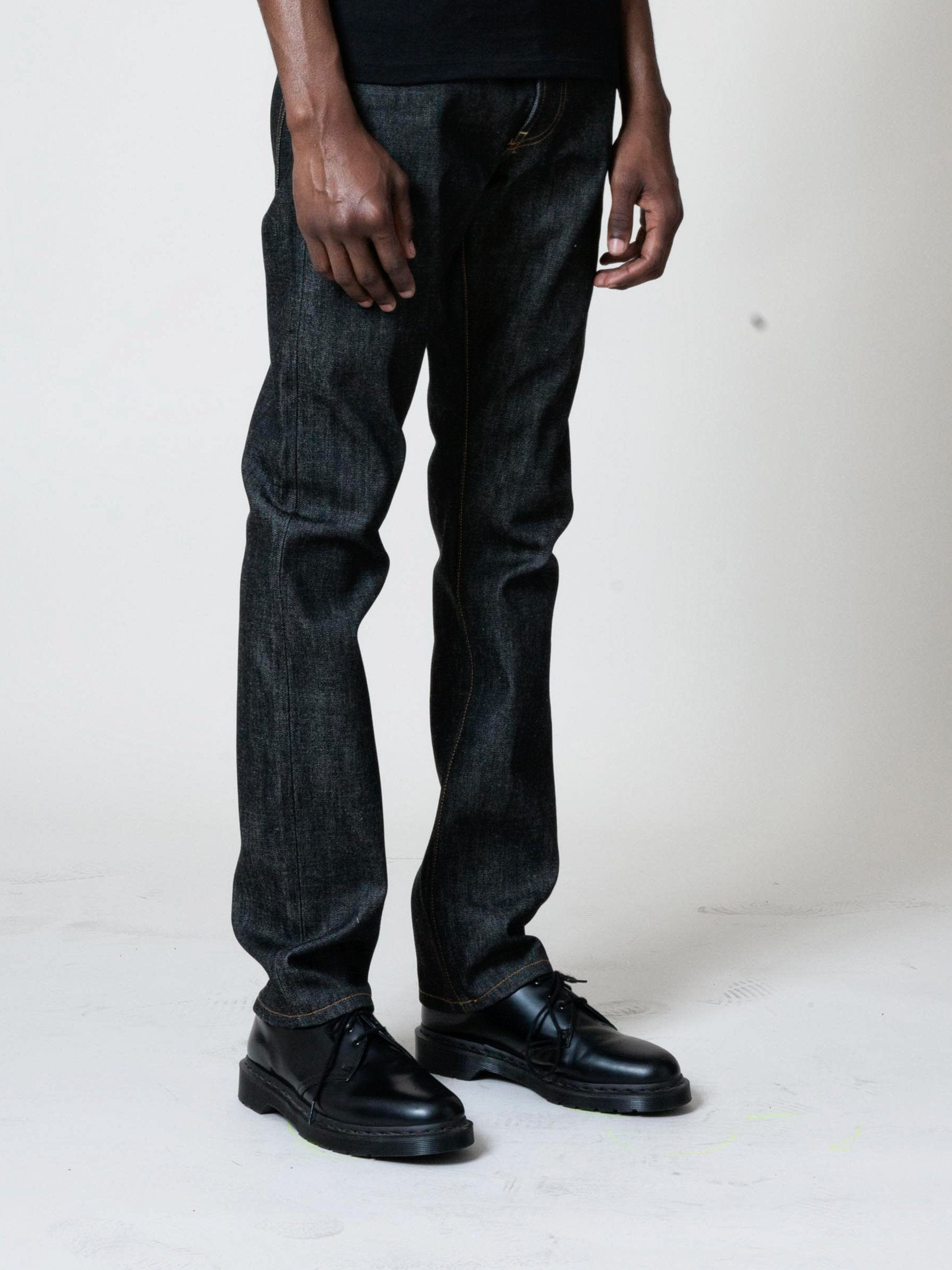 Black Mr. Wilson Union Jean 5