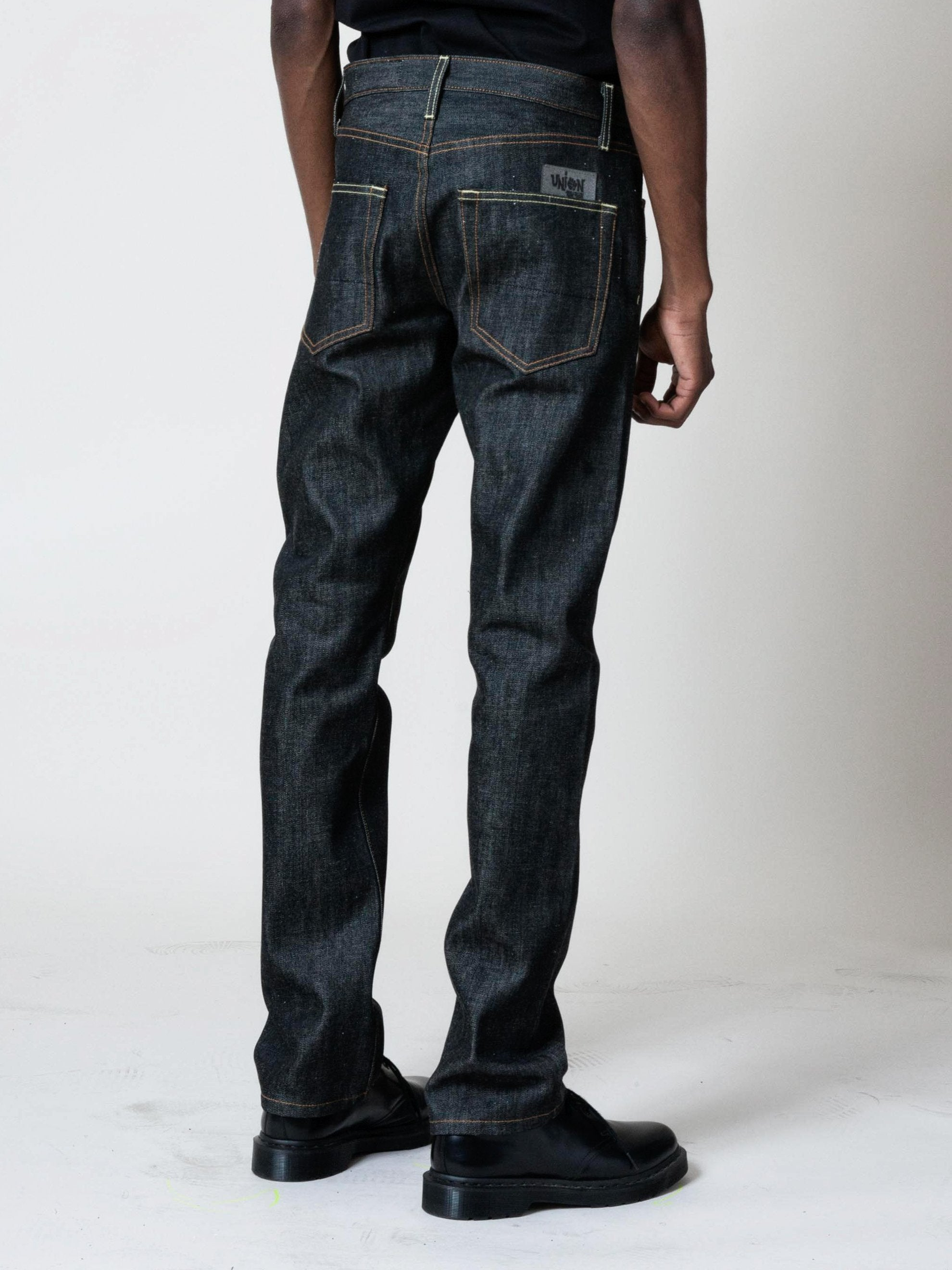 Black Mr. Wilson Union Jean 7