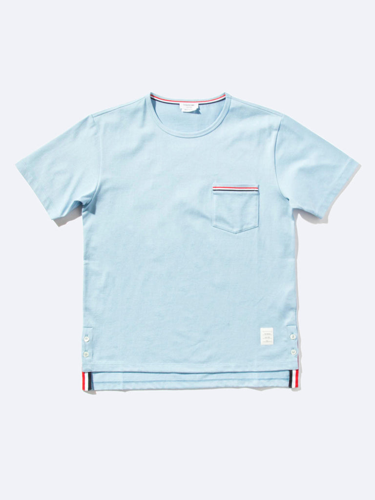 SS Pocket T-Shirt (Medium Weight Jersey Cotton)