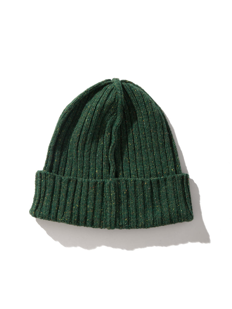 ABOVE THE TOWER Wool Beanie