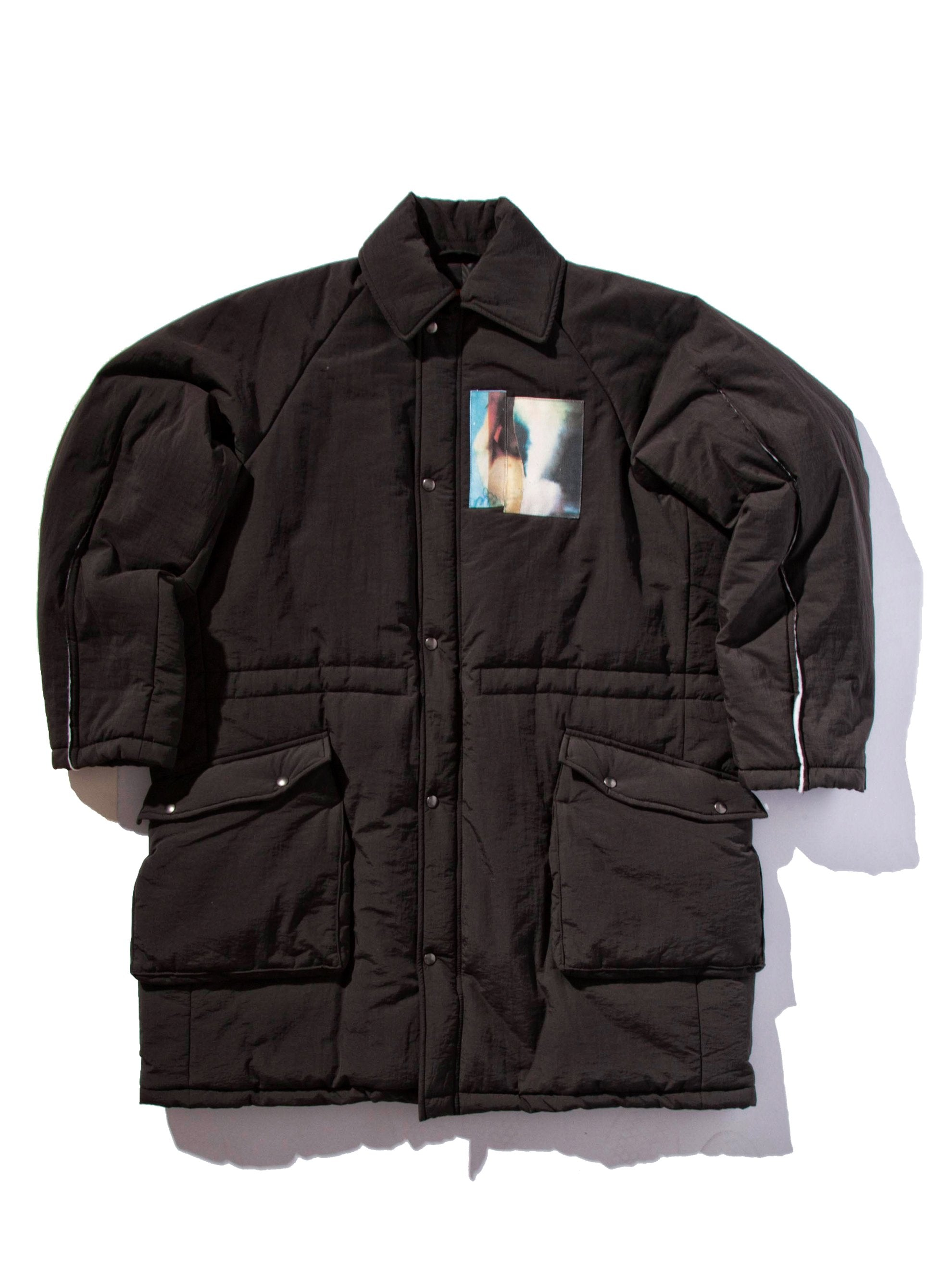 Coat (Cuts and Patches)