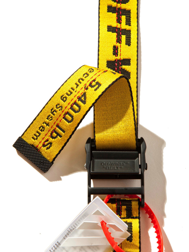 Yellow Industrial Belt 513572197679181