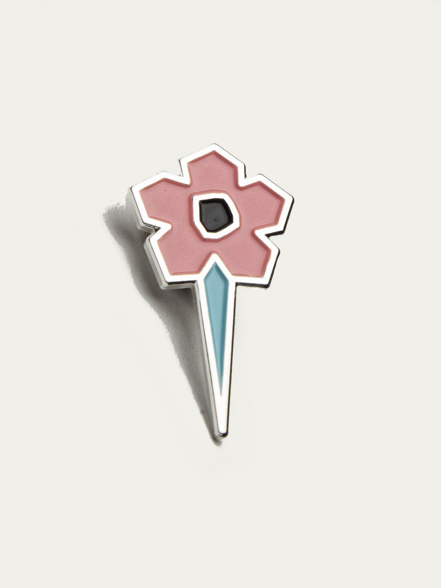 Multi Flower Pin 1