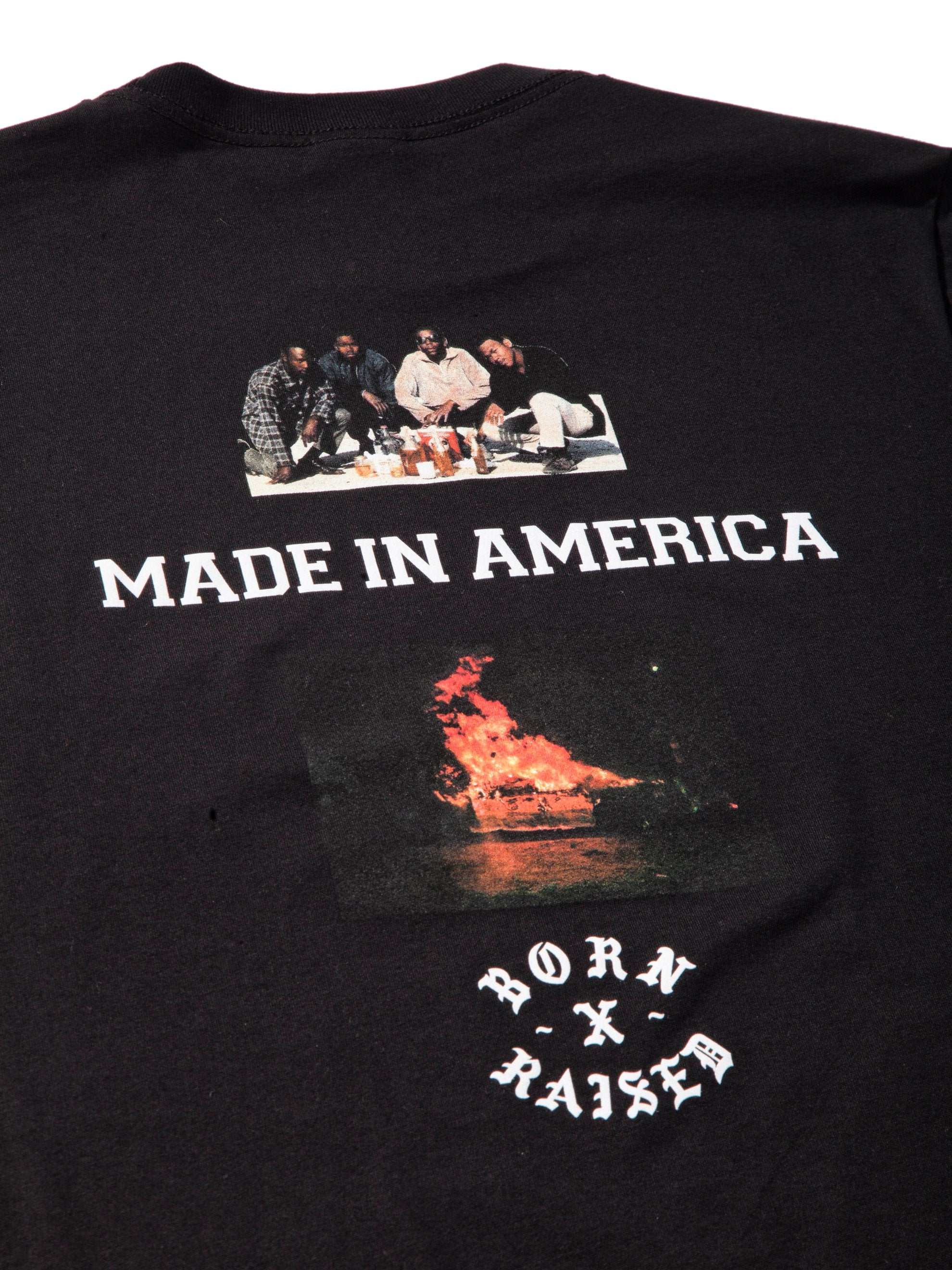 White American Made T-Shirt 6